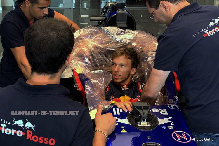 ปิแอร์ แกสลี สร้างเรื่องราวการและชื่อเสียงหลายยุคหลายสมัยและเข้าร่วมกลุ่มที่ได้รับการคัดเลือกมากที่สุดกลุ่มหนึ่งของ Formula 1