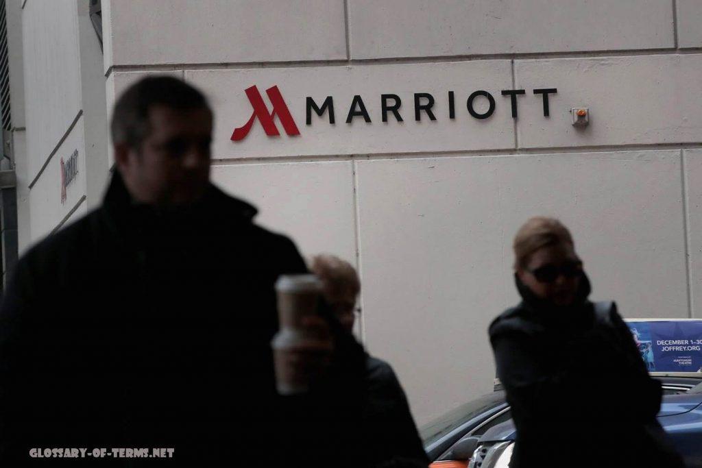 โรงแรมแมริออท ปรับเงิน 18.4 ล้านปอนด์ หน่วยเฝ้าระวังความเป็นส่วนตัวของข้อมูลของสหราชอาณาจักรได้ปรับเครือ Marriott Hotels มูลค่า 18.4 ล้านปอนด์