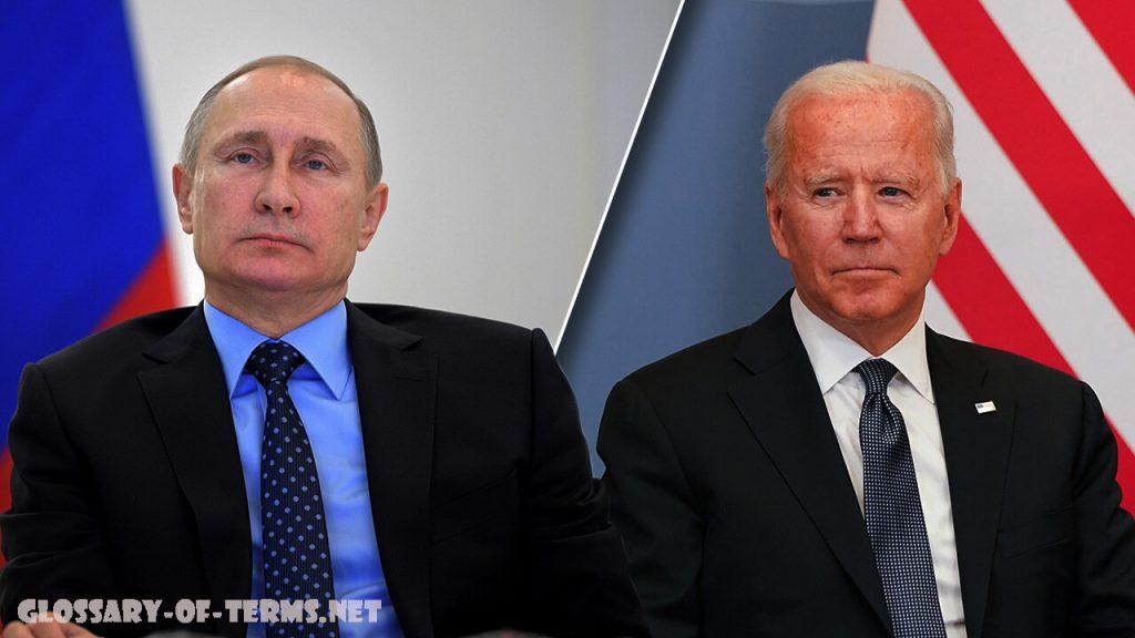 การประชุม สุดยอดไบเดน-ปูติน ประธานาธิบดี โจ ไบเดน แห่งสหรัฐฯ และวลาดิมีร์ ปูติน ประธานาธิบดีรัสเซีย กำลังเตรียมการสำหรับการประชุมสุดยอด